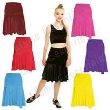 NEW CHILDREN Latin salsa tango rumba Cha cha Ballroom Dance Dress skirt UK MADE
