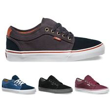 "VANS Shoes HOMME Chaussures ""Chukka Low"" Baskets SKATE Original Neuf 4 Cl"