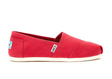TOMS Womens Classics Espadrilles Slip On Barberry Pink 10008058 Various Sizes