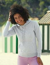 Lady-Fit Lightweight Hooded Sweat | Fruit of the Loom