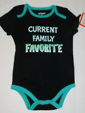 Current Family Favorite Boy NEW Infant Clothes Newborn Creeper 0 3 6 9 Months