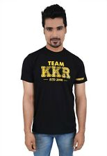 Kolkata Knight Riders Black Round Neck T-Shirt(KKR011)