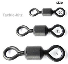 Fishing Swivels Safety Lead clip Size 8 Chod Size 11 Micro Size 20 Carp Tackle