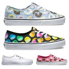 "VANS Scarpe SHOES New ""Authentic"" CLASSIC Originali NUOVE Donna SNEAKER 4 Col"