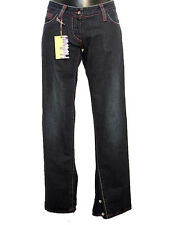 Jeans donna MISS HOLSEN Francine Tg. W 29 30 IT 42 44 Denim Boyfriend New