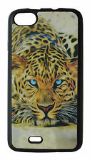 EloKart Imported 3D Soft Rubber Back Cover Case For Micromax Bolt A069
