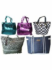 NEW PIA ROSSINI LARGE BEACH HAND BAG TOTE HOLIDAY BAGS CHOOSE STYLE OR COLOUR