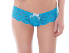 NEW b.tempt'd Ciao Bella Lace Tanga Brief in Blithe (945144) *Sizes S-L*