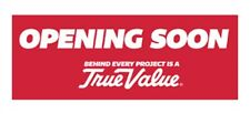 3x8 Opening Soon Banner,No RTVK,  Specialized Mktg Group, The
