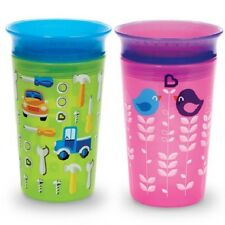 Munchkin Miracle 360 Babys/Toddlers/Childrens Spill Proof Sippy Cup 296ml Beaker