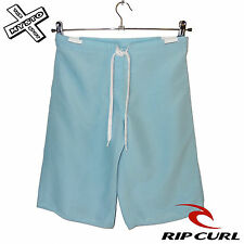 RIP CURL WOMENS BOARD SHORTS SKY BLUE UK 8 EUR 36 SURF BNWT