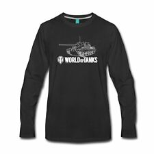 World Of Tanks Panzerjäger Jagdtiger Herren Langarmshirt von Spreadshirt®