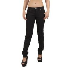 MISS SIXTY Damen Jeans HIGH BINKY TROUSERS in Schwarz