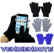 Guantes Para Pantalla Tactil Tablet Smartphone Movil Samsung Iphone Huawei Ipad