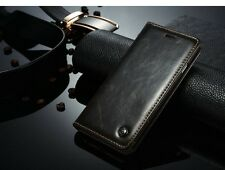 Premium Luxury Leather Magnet Wallet Case Cover for Apple iPhone 6 iphone 6s