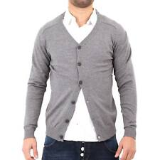 JACK & JONES Premium Herren Cardigan NOOS in Grau
