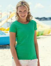 Lady-Fit Valueweight Damen T-Shirt | Fruit of the Loom