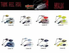 Esca Artificiale Molix Lover Spinnerbait 1/2oz Spinning Bass Mike Iaconelli FEU