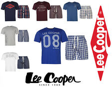 PYJAMA LEE COOPER ENSEMBLE TEE-SHIRT + SHORT - COLLECTION 2016 du XS au XXL