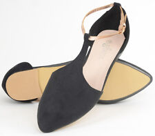 Estatos Suede Leather With Shiny Golden Strap Flat Black,Beige &Turquois Sandals