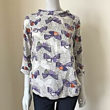 EX WHITE STUFF Flutterby Top SOLD OUT £40 UK 8 10 12 Liquidation Sale BRAND NEW