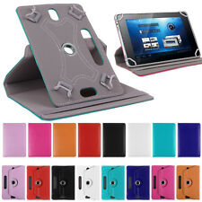 KOKO 360 Degree Rotating Leather Flip Case For HCL ME Tab Y1 Tablet