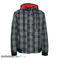 RECORD Jacket BARSTOW Hood Button Up |Übergangsjacke Anorak