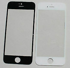 New Front Screen Outer LCD Glass Lens Replacement for iPhone 4 4S