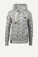 Naketano Wmn Hoody Darth Vögeln Grey
