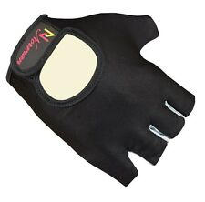 Mens Cycling Gloves Bike Foam Padded Bicycle Fingerless Sports Half Finger