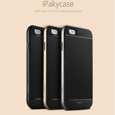 """ORIGINAL IPAKY PC+TPU Hybrid Bumper Back Cover Case for Apple iPhone 6, 6S 4.7"""""""