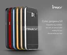 iPAKY PC+TPU Hybrid Bumper Back Case Cover For All Samsung Galaxy Models