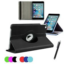 SMART COVER 360� RUOTABILE CUSTODIA PER APPLE IPAD MINI 4 SIMIL PELLE PELLICOLA