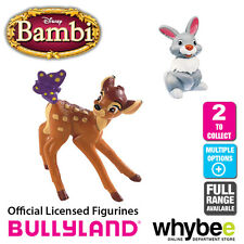 Official Bullyland Disney Bambi - 2 Cake Topper Decoration Figures to Collect!
