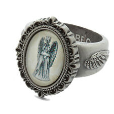 BBC Doctor Who Weeping Angel Cameo Ring Officially Licensed Jewellery