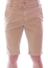 CIPO & BAXX COTTON SHORTS - C0074 BEIGE SHORTS