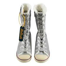 KILLAH Damenstiefel SNOW BALL in Silber