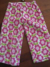 NWT GARNET HILL KIDS COZY FLEECE SLEEP PANTS  SIZE 4