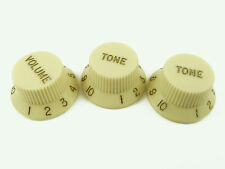 Luthitec™ Tone and Volume Knob Set for Stratocaster*