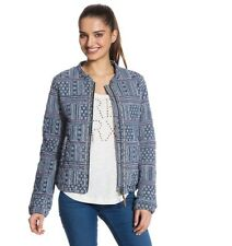 ROXY HALF MOON WOMENS BOMBER JACKET COAT WINTER