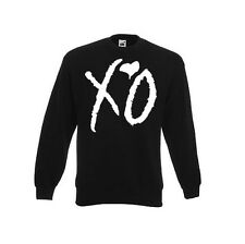 TRVPPY Herren Sweater XO THE WEEKND Pullover swag obey tisa drake