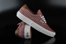 VANS SCHUHE ERA 59 STRIPES PINK TRUE WHITE SNEAKER