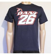 Dani Pedrosa 26 Bleu T-shirt Official MotoGP Article