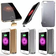 Portable USB External Battery Backup Power Bank Charger Case for iPhone6 6s