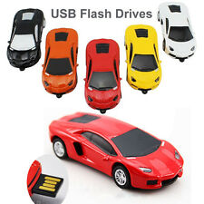8GB 16G 32GB USB 2.0 USB Memory Stick Flash Drives Creative Car Flash Pen Drive