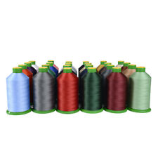 40s bonded nylon industrial heavy duty sewing thread 3000mtr cones 26 colours
