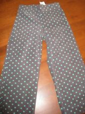 NWT GARNET HILL KIDS SOFT FLEECE PAJAMA PANTS SIZE 2 OR 4