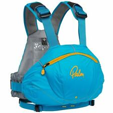 Palm FX White Water PFD Buoyancy Aid 2016 - Aqua
