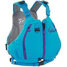 Palm Womens Peyto PFD Kayak Buoyancy Aid 2016 - Aqua