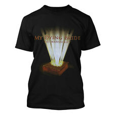 My Dying Bride Doom Metal Band T-Shirt Schwarz - The Manuscript